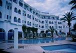 Hôtel Hammamet - Le khalife-3