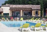 Location vacances Saint-Laurent-du-Verdon - Holiday home Regusse 33 with Outdoor Swimmingpool-4