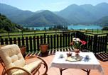 Location vacances Molina di Ledro - Apartment Bellavista Sul Lago Di Ledro-1