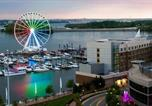 Location vacances Alexandria - National Harbor, Modern, Luxury Condo-1