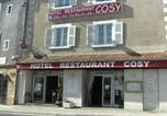 Hôtel Capdenac-Gare - Hôtel Restaurant Cosy-1