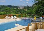 Camping avec Piscine Baudreix - Camping Sites et Paysages La Foret Lourdes-1