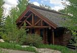 Location vacances Teton Village - Granite Ridge Cabin 7608 Home-1