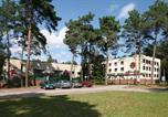 Hôtel Kielce - Hotel Gromada Cedzyna-4