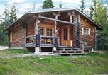 Location vacances Joutsa - Ferienhaus mit Sauna (070)-1