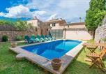 Location vacances Llubí - Can Reynes-1
