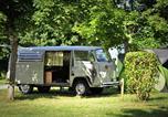 Camping  Acceptant les animaux Séniergues - Camping Le Paradis du Campeur-2