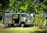 Camping avec Piscine Gramat - Camping Le Paradis du Campeur-2