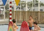 Camping avec Quartiers VIP / Premium Damgan - Flower camping Les Paludiers-2