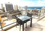 Location vacances Surfers Paradise - Private Apartments in Chevron Renaissance-3