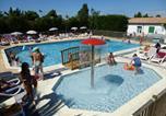Camping avec WIFI La Couarde-sur-Mer - Camp du Soleil-1