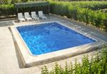 Location vacances Jayena - Holiday Home Casa Fuente de Aragones-2