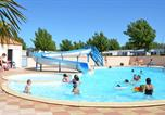 Camping avec Piscine couverte / chauffée Sallertaine - Camping Alizes-1