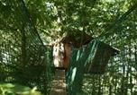 Location vacances La Mézière - Cabanes dans les Arbres du Manoir de l'Alleu-3