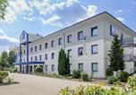 Hôtel Ohrdruf - Ibis budget Erfurt Ost-1