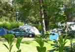 Camping avec Spa & balnéo Guidel - Flower Camping le Kergariou-1