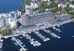Location vacances Tampere - Holiday Club Tampere Spa Apartments-2