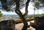 Location vacances Rodonyà - Holiday home Roda de Bara-2