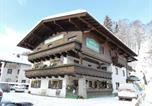 Location vacances Saalbach - Toni's Appartement Saalbach-2