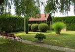 Location vacances Balatonmáriafürdõ - Ferienhaus in Balatonkeresztúr 1-4
