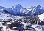 Villages vacances Le Monêtier-les-Bains - Odalys Résidence du Soleil-1