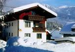 Location vacances Russbach am Pass Gschütt - Ferienwohnung Pilz-1