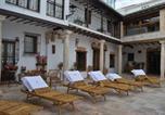 Hôtel Moral de Calatrava - Hotel Rural Casa Grande Almagro-1