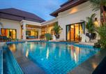 Location vacances Rawai - Villa Raas by Tropiclook: Baan Bua Nai Harn-2