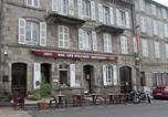 Hôtel Talizat - Les volcans-4