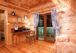 Location vacances Człuchów - Holiday home Legbad 1-4