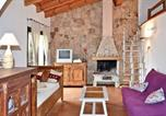 Location vacances Olmeto - Three-Bedroom Holiday home Olmeto with a Fireplace 06-2