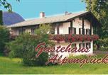 Location vacances Bad Reichenhall - Gästehaus Alpenglück-1