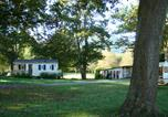 Camping avec Piscine Lestelle-Bétharram - Camping A l'Ombre des Tilleuls-2