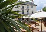 Hôtel Fareham - The Old Lodge Hotel-2