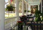 Hôtel Beaufort - Rhett House-4