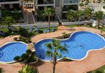 Location vacances Guardamar del Segura - Apartment Mar Azul Beach 3-3