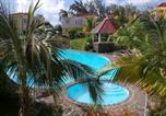 Location vacances Belle Mare - The Beach Villa-2