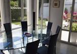 Hôtel Maisons-Laffitte - Villa Castoria-4