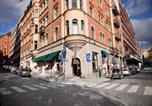 Location vacances Stockholm - City Backpackers Apartments-1