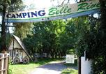Camping avec Piscine Montpeyroux - Camping Belle Rive-1