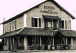Hôtel Messanges - Hotel de la Pomme de Pin-1