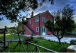 Location vacances Acquaviva Picena - La Casa Rossa-4