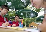 Camping avec Club enfants / Top famille Durtal - Huttopia Lac de Sillé-3