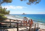 Camping avec Accès direct plage Vallauris - Campéole Le Dramont-2