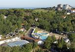Camping avec Parc aquatique / toboggans Ciboure - Yelloh! Village - Ilbarritz-2