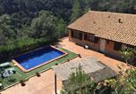 Location vacances Sant Llorenç Savall - Holiday home Roure Monjo-1