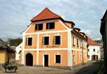 Location vacances Jindřichův Hradec - Penzion Na 15. Poledníku-1