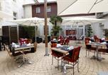 Hôtel Gémozac - Hôtel Restaurant Le Lion d'Or-3