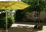 Hôtel Chardonnay - Bed and Breakfast - Le Bourg-2