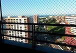 Location vacances Fortaleza - Flat Mucuripe wifi Ocean View-1